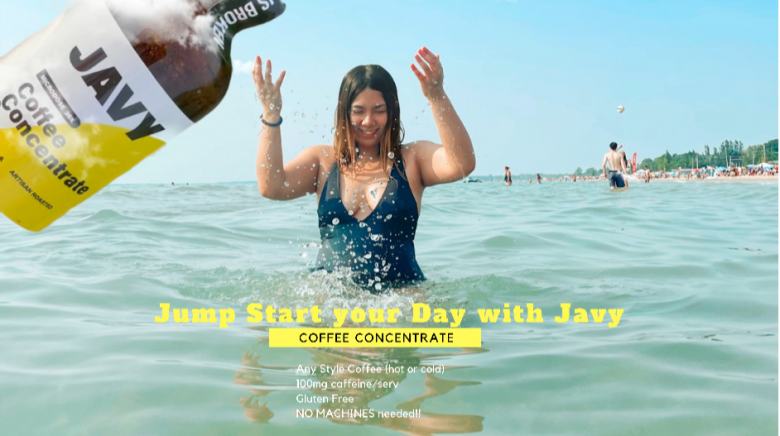 Drink with Javy: Liquid Coffee Concentrate